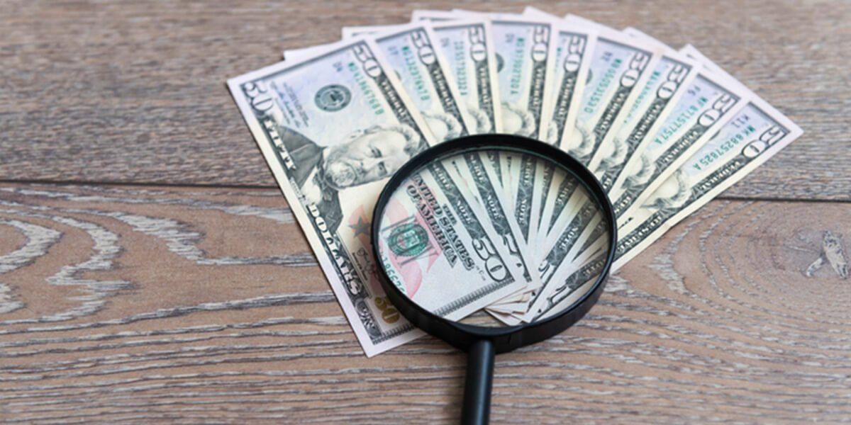 magnifier on dollars - best joint replacement surgeons in Portsmouth, New Hampshire